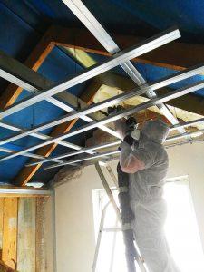 Ocieplanie dachów, strychów, poddaszy